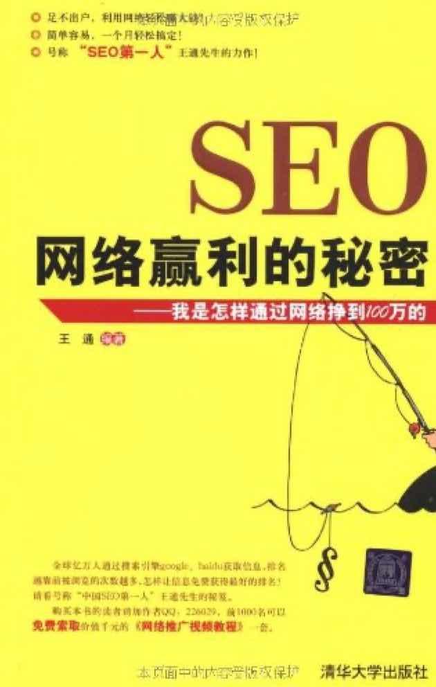 《SEO网络赢利的秘密》PDF下载