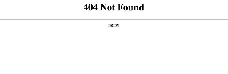 如何设置404页面?